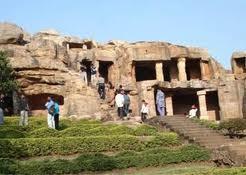 khandagiri caves orissa