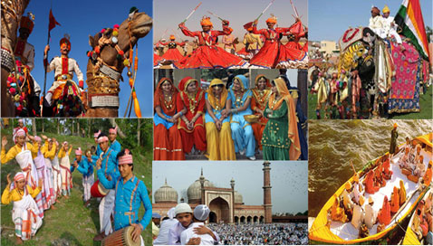 India cultural and religious festivals