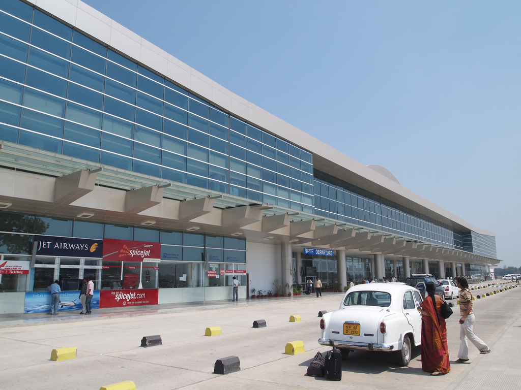 Airport-Varanasi